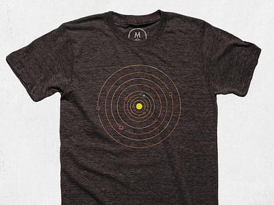 Pale Blue Dot Shirt shirt solar system cotton bureau