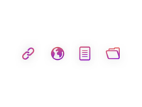 Extension Icons