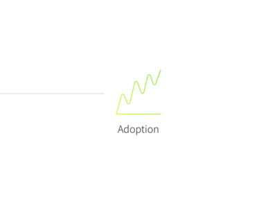Product Design Process #6 graph adoption icon process design product