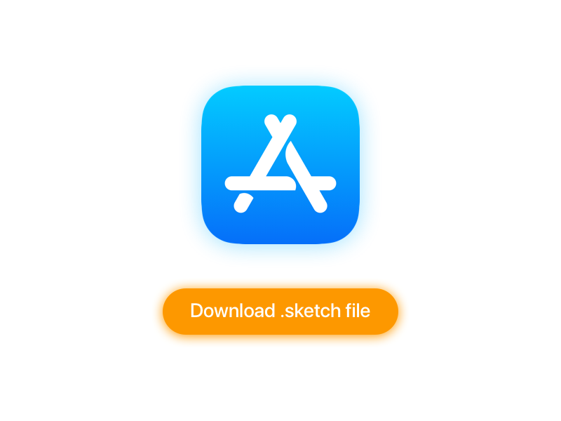 App Store Icon by Marian Mraz on Dribbble