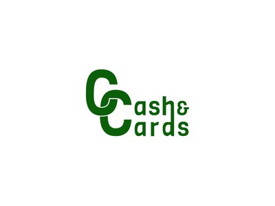 Cash&Cards -Alternative Logo for Mobile Financial App Project- sketchapp figma ux logodesigner logotype logodesign money app finance app iconography icon design typography branding uidesign ui vector design logo colors branding design appdesign