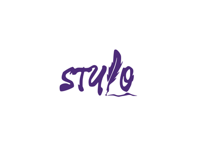 Stylo  -Note Taking Logo Design- notes app notetaking logos logo design logodesign sketchapp sketch adobexd figma logotype app vector typography appdesign branding icon design branding design uidesign ui logo