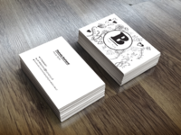 PB — Business Cards