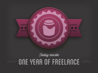 One Year of Freelance!
