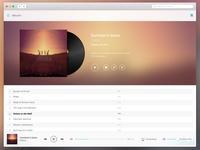 Media Player - Album Detail