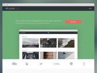 Landing Page For Quicklink Product