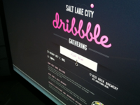 Attention Salt Lake City Dribbblers
