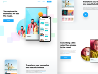 YoursCo Landing Page Exploration