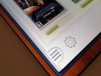 iPad Book Nav