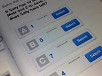 iPad App Test UI