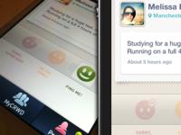 iPhone Status/Mood Slider