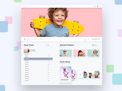 Mac App - Creating Home Movies mac os order dashboard editor desktop apple ux ui app