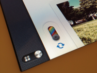 Refresh Pulled on iPad