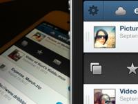 Cloud iOS WIP