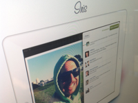 Iris - View Instragram On iPad
