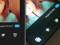 Cloud Upload Detail - iPhone