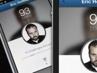 iPhone App - Profile