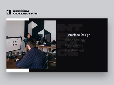 Hover Effect Exploration animation ux design ux  ui webdesign website webgl