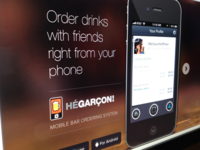 HeGarcon iPhone Landing Page