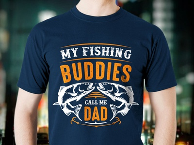 This Is My New Fishing T-Shirt Design