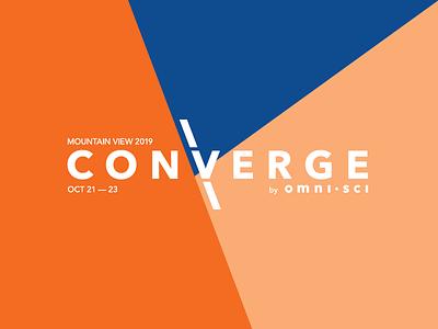 Converge — User Conference Branding avenir next conference branding