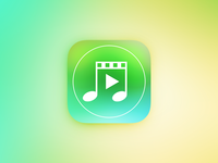 Video Background Music Square