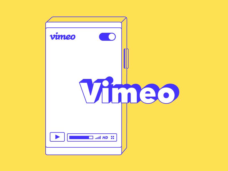 Vimeo favorite illustration vector discoveries unexpected inspiration vimeo