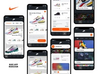 [Nike] Store App Concept