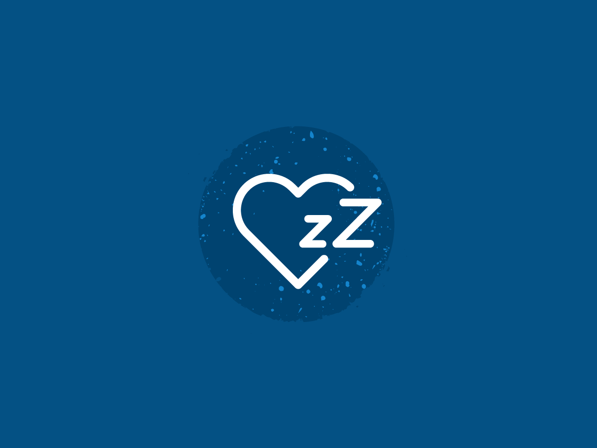 DreampulzZ Icon impulse dream heartbeat pulse outline icon heart sleeping
