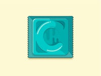 C is for Condom.
