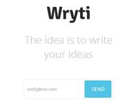 Wryti App