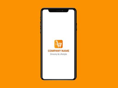 Online Shop brand identity design branding logo branding design illustration ux ui vector best shot design