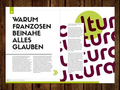Magazine Design I