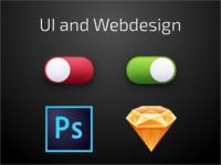 UI and Webdesign Tool Sketch 3