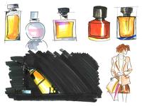 Copic Illustrations