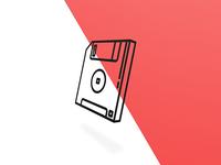 3dish Save Icon