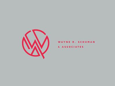 Logo Concept 6 lines edges round circle emblem logo