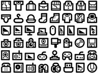 Icons for Wired Italy