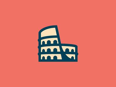 Colosseum icon roman ruin ancient maximo stadium italy colosseum rome