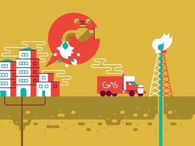 Fracking goran illustration infographic wired fracking gas marco romano