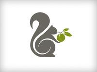 Squirrel Logo - Final Rebound