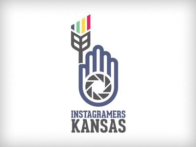 Instagramers Kansas - V3 wheat kansas instagram photo iris aperture line red yellow green blue camera photography iphone photographer
