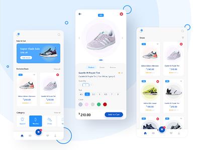 eCommerce app design ui design uiux minimalism shoes app minimal uxdesign uidesign watch apparel app design shopping app shopping eshop ecommerce