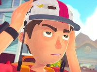 Lightning Larry! (Link to full animation)