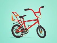 Larry's Bike