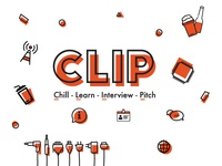 CLIP // Chill - Learn - Interview - Pitch