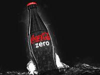Coka Cola Zero - Product visual