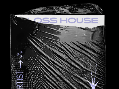 Gloss House — Coming Soon business cards brand system logo branding design identity brand identity brand design design typography branding