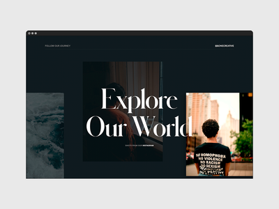 Archive — Social Push ux design agency website design web design user experience layout social typography agency design ui