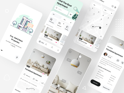 Remedium | Property Details camera app artificial intelligence ai details clean minimal design trend ux inspiration ui inspiration ux trends ui trend top ui top ux ui designer housing property app property finder property management buy sell appartment property